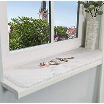 150 mm greenteQ Fensterbank Innen Innenfensterbank Fensterbrett Marmor 1900mm Seitenabschlu/ß