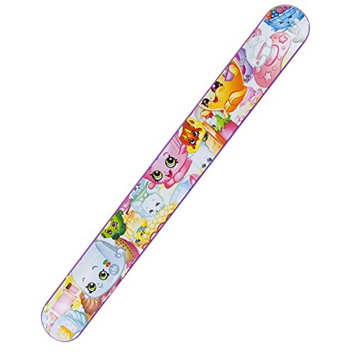Shopkins - Pulsera snap infantil (Talla Única) (Multicolor)