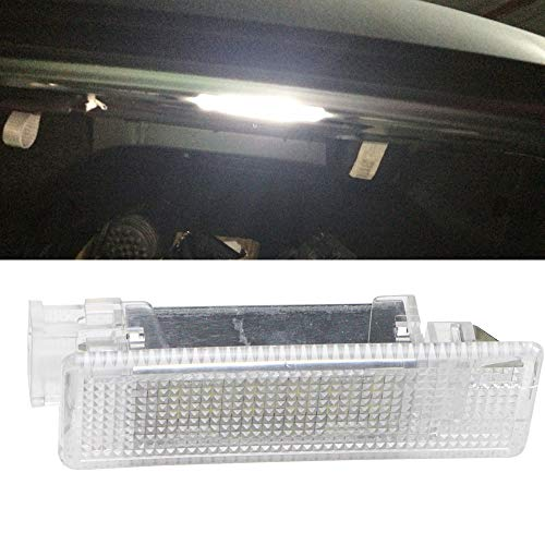 Car Led Luggage Compartment Light for VW - NSLUMO Trunk Boot Lights OEM Fit For Vw Golf 5 Golf 6 Jetta Passat Cc Polo Scirocco EOS Tiguan Transporter Caddy Rear Cargo Area Lamp