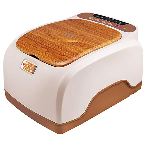 Why Should You Buy GJJ Fully Automatic Heated Foot Tub, Electric Massage Footbath, Deep Barrel Foot ...