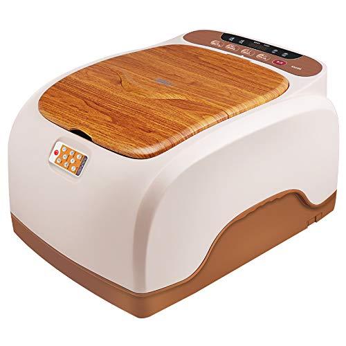 For Sale! GJJ Fully Automatic Heated Foot Tub, Electric Massage Footbath, Deep Barrel Foot Bath, Hou...