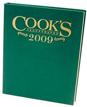 Hardcover Cook's Illustrated 2009 Book