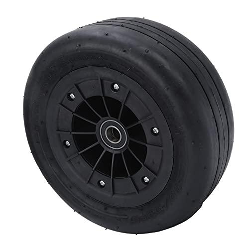 Eosnow Neumático Delantero de Karting, neumático de Repuesto para Karts de Alta Resistencia sin cámara para Karting para entusiastas del Kart
