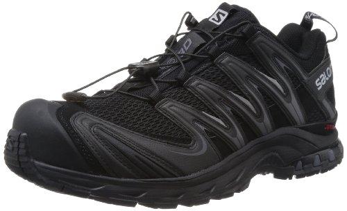 Salomon Men's XA Pro 3D Trail Running Shoe,Black/Black/Dark...
