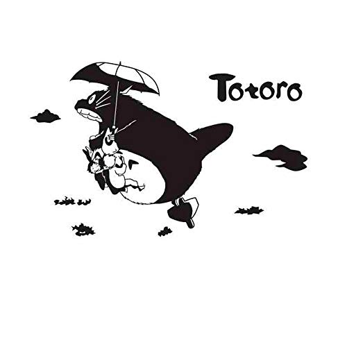 Totoro Sticker Anime Cartoon Car Decal Sticker vinilo pegatinas de pared decoración...