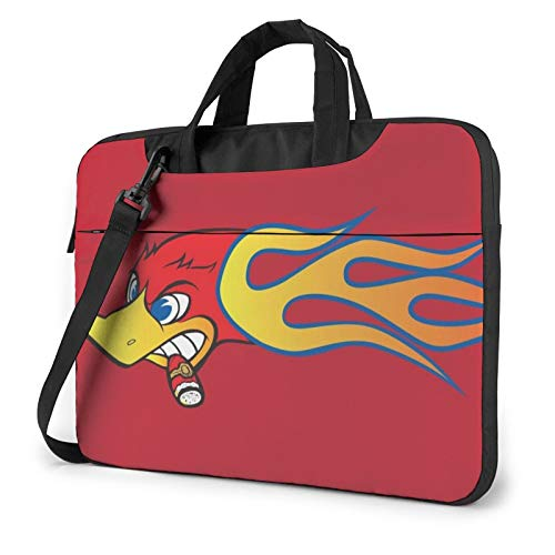 Woody Woodpecker Laptop Sleeve Bag Case 15.6 inch MacBook Air Pro Notebook Sleeve Case Portable Briefcase Tote Cases