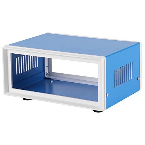 Cabinet caso progetto elettronica recinzione, scatola di giunzione in metallo Shell 170 * 130 * 80mm, per interni elettrici, comunicazioni, fuoco attrezzature Ect
