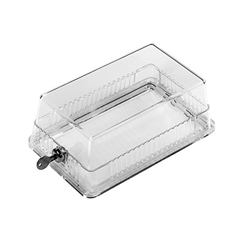 Emerson G10 Universal Locking Thermostat Guard, Clear