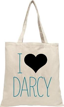 Darcy Heart Tote