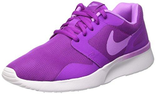 Nike Wmns Kaishi NS, Calzado Deportivo Mujer, Vivid Purple/FCHS Glow-White, 37.5