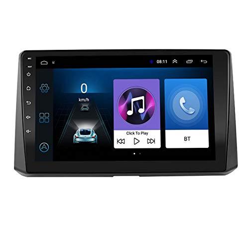 para 2019 2019 2018 Toyota Corolla 10.1'2gram Car 2DIN GPS Navigation Car Radio Multimedia Player Link USB Android 9.1 Unidad De Cabeza(Size:Ocho núcleos,Color:WiFi:1GB+16GB)