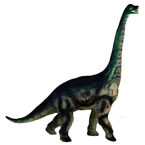BW & H Detalles del Museo Jurásico de Brachiosaurio de Goma, 44 cm, Diseño de Dinosaurio