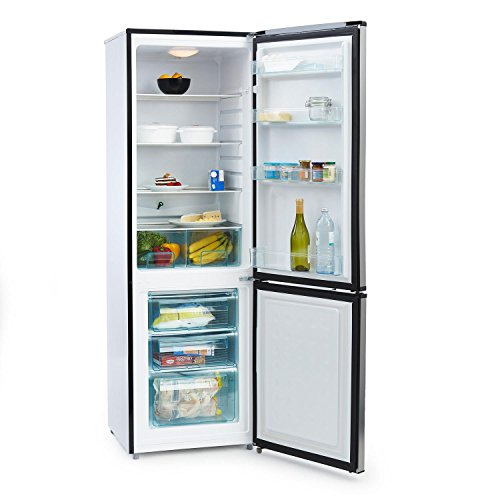 KLARSTEIN Big Mommy Cool Nevera con congelador (Combi refrigerador fri