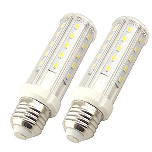 Bonlux 2-Packs 10W E27 LED del maíz de luz blanca 3000K Warm 32pcs 5730 SMD LED de reequipamiento Tornillo ES bulbo incandescente de 150 W de repuesto para Hogar / Jardín / Patio / poste de iluminación cenital