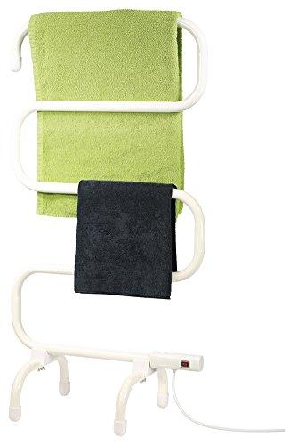 Eurosell Handdoek, droger, radiator, vrijstaand, badkamer, verwarming, elektrisch