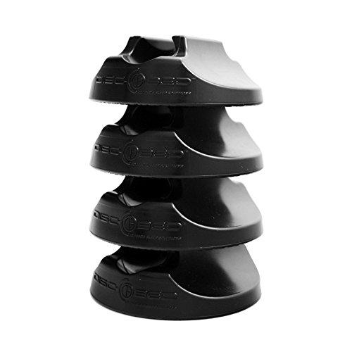 Disc-O-Bed Anti-Rutsch Fußpolster 4er Set
