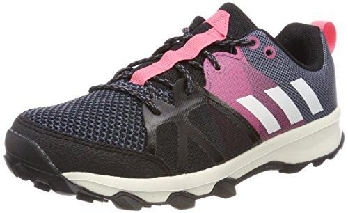 Adidas Kanadia 8.1 K, Zapatillas de Trail Running Unisex Adulto, Multicolor (Acenat/Casbla/Rosrea 000), 38 2/3 EU