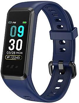 BingoFit Fitness Activity Tracker Watch with Blood Pressure & Oxygen