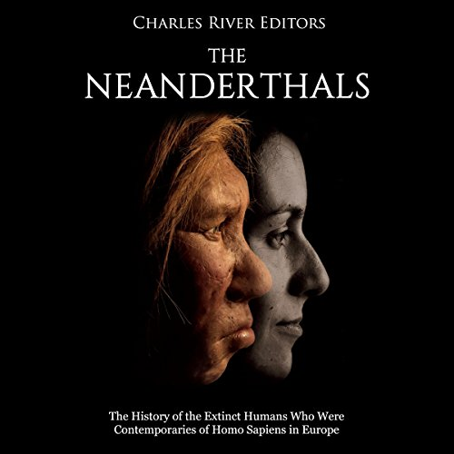The Neanderthals audiobook cover art