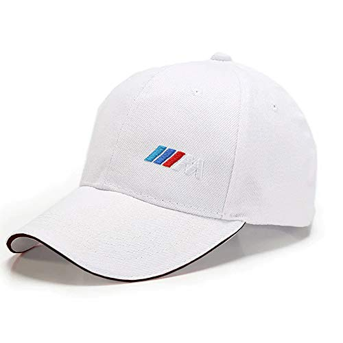 Compatible con M Sport Collection Gorra Ajustable Deportiva...