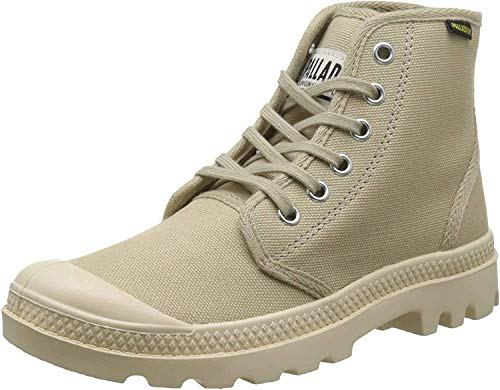 Palladium Herren Pampa HI Originale High-Top, Beige Sahara Écru F90, 46 EU