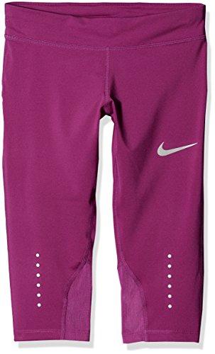 Nike Kinder Power Epic Lauftights 3/4 Hose, violett, L
