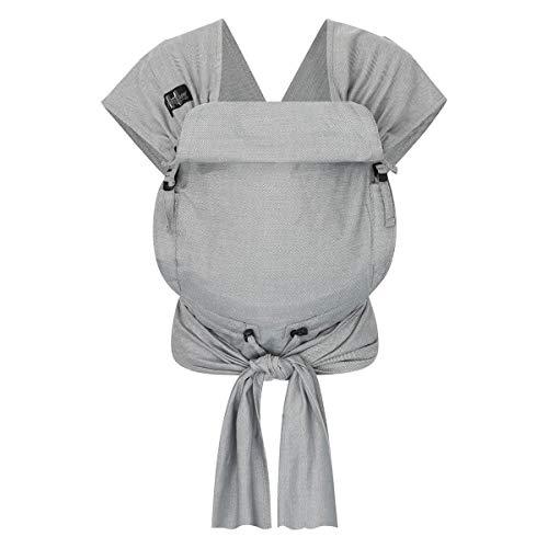 Hoppediz Hop-tye Buckle - Mochila portabebés, talla única para caderas de hasta 160 cm