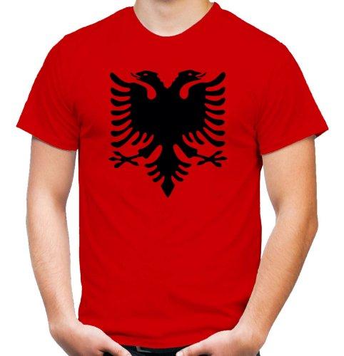 Albania T-Shirt | Shqipëria | Albanien | Shqiperia | Kosovo | AL (S)