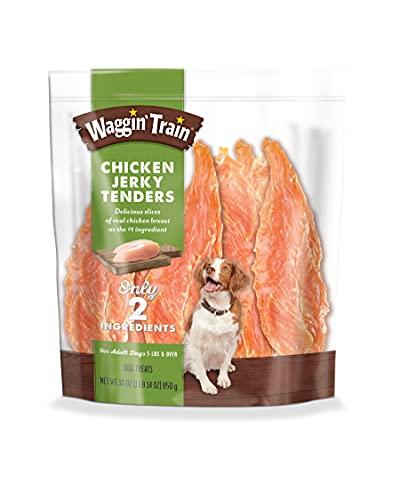 Purina Waggin' Train Chicken Jerky Tenders Adult Dog Treats