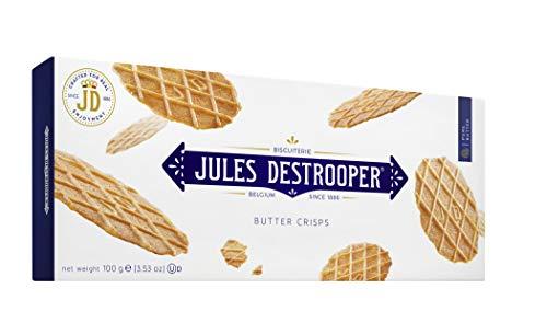 Jules Destrooper Butter Crisps