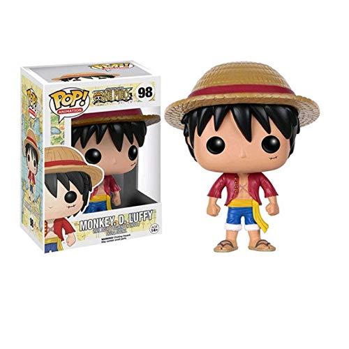 YISUDA Funko Pop! One Piece Luffy/Chopper/Ace Anime Model