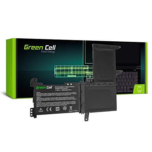 Green Cell® B31N1637 C31N1637 Batería para ASUS VivoBook S15 S510U S510UA S510UN S510UQ 15 F510Q F510QA F510U F510UA R520U R520UA Portátil (3600mAh 11.52V)