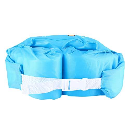 Chaleco de natación para niños ligeros, correas de hombro 31.5 * 14 * 15.5cm Calidad Nylon Material Chaleco salvavidas Chaqueta Nylon Made