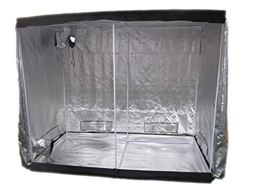 Premium 90 x 90 x 60 cm 600D Mylar Tenda di propagazione interna Tenda Box Hydroponics Dark Room