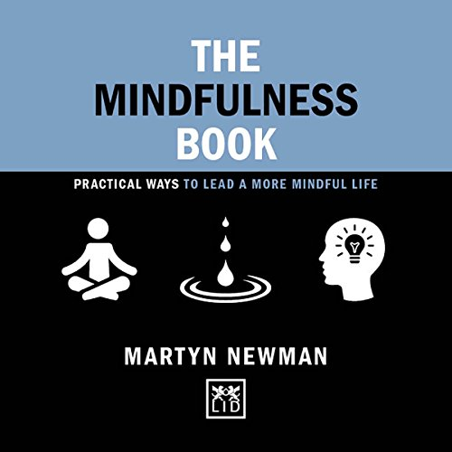 The Mindfulness Book audiobook cover art