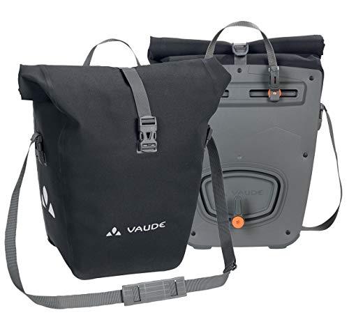 VAUDE Radtaschen Aqua Back Deluxe, phantom black, one Size, 128066780