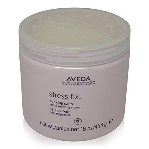 Aveda Stress Fix Soaking Salts 16oz 454g