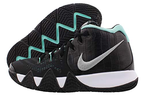 Nike Kids Kyrie 4 (GS) Tropical Twist/Metallic Silver Basketball Shoe 7 Kids US