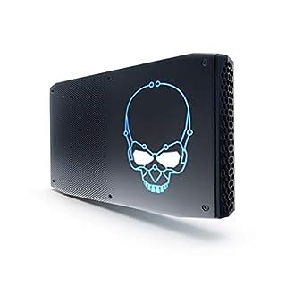 Intel NUC 8I7HVK2 - Kit ordenador Mini PC (Intel Core i7-8809GU, Espacio para hasta 32 GB SODIMM DDR4 RAM, Espacio para disco 2xM.2, Radeon RX Vega M GL Graphics) (B07DG7L52T)   Amazon price tracker / tracking, Amazon price history charts, Amazon price watches, Amazon price drop alerts