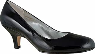 ROS HOMMERSON Women's Attack Dress Shoes,Black Patent,9.5 W US
