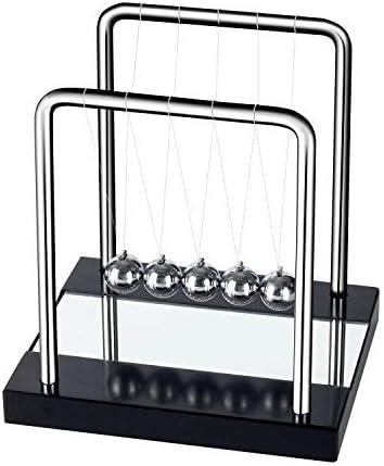 DOTSOG Newton s Cradle Desk Table Decor Metal Pendulum Ball Newton Ball Physics Science Pendulum product image