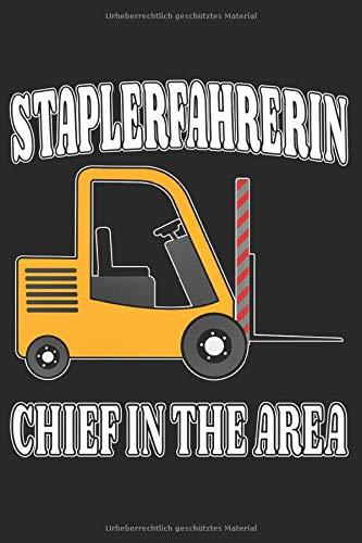 Staplerfahrerin Chief in the area