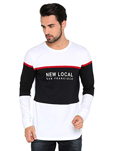 Min 60% off on Men's T-shirts, polos, sweatshirts and more by Maniac