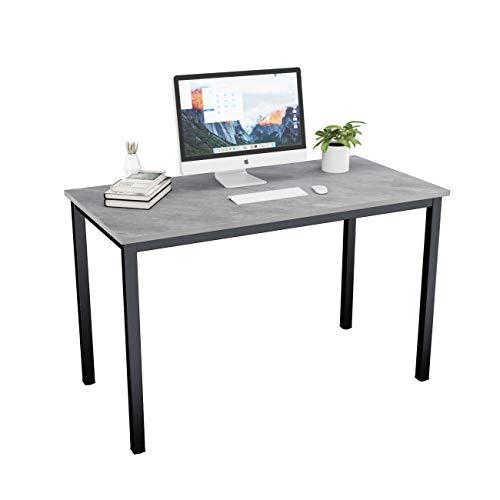 Need Schreibtisch Computertisch 120x60cm PC Tisch Bürotisch Arbeitstisch Esstisch für Home Office, AC3LB