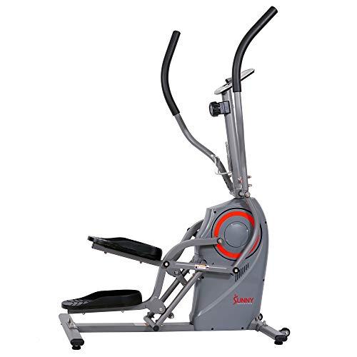 Sunny Health & Fitness Performance Cardio Climber - SF-E3911, Grey