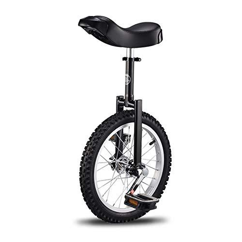 AHAI YU Rueda de 24 Pulgadas Adultos Principiante Entrenador Unicycle, Ejercicio Deportivo al Aire Libre Balance de Equilibrio, neumático de butilo a Prueba de Fugas, Bicicleta de Stand Gratis