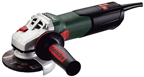 Metabo- 4.5' Angle Grinder - 10, 500 Rpm - 8.5 Amp W/Lock-On (600371420 9-115 Quick), Professional Angle Grinders