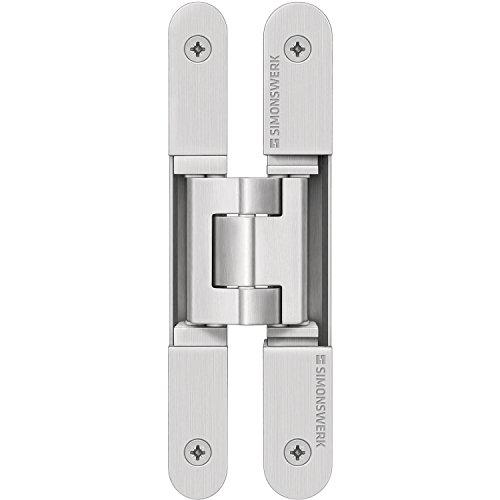 secotec Simonswerk zweiteilig Ornamentales de 9/mm p/átina SB de 2 314042//2 2/unidades