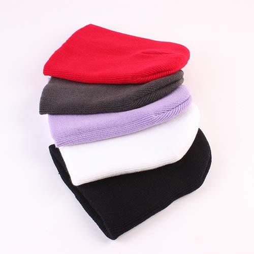 Lai-LYQ winter-gebreide muts voor kinderen, peuter-zuigelingenmeisjes-jongens-normale lak-gebreide warme zachte hoed comfortabele beanie-pet, één maat