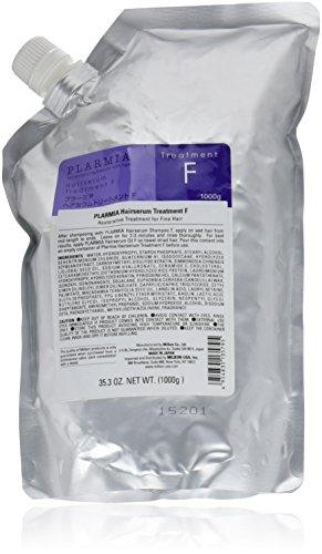 Milbon Hairserum Treatment F 35.3 oz with refill bottle